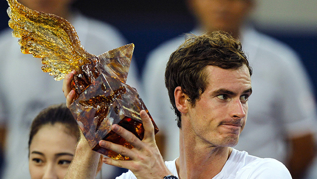 Andy Murray is the new winner of Valencia Open
