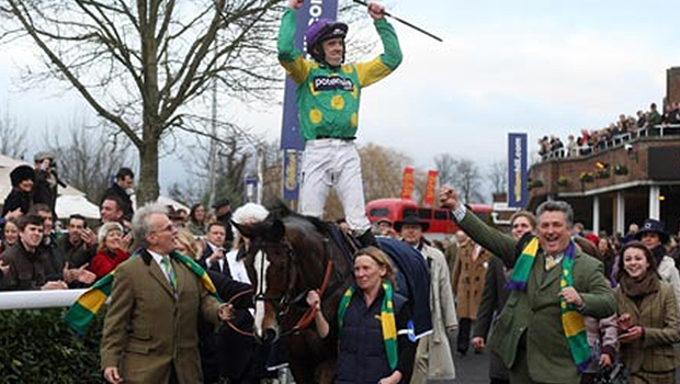 2014 British Flat Jockey Championship Winner