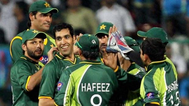 Pakistan v New Zealand
