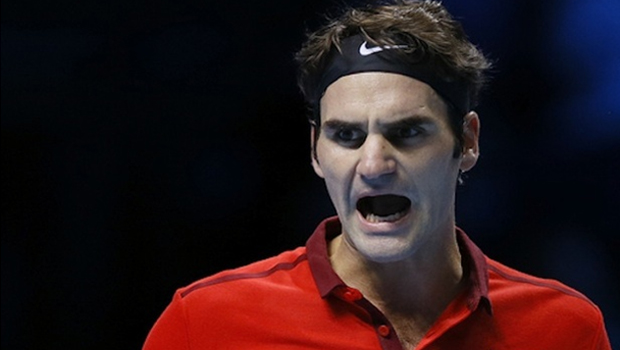 Federer in the final