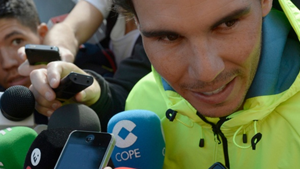 Nadal on ATP World Cup Finals