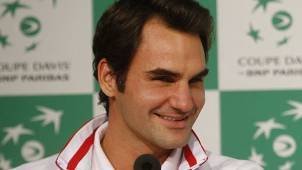 Federer progressing well
