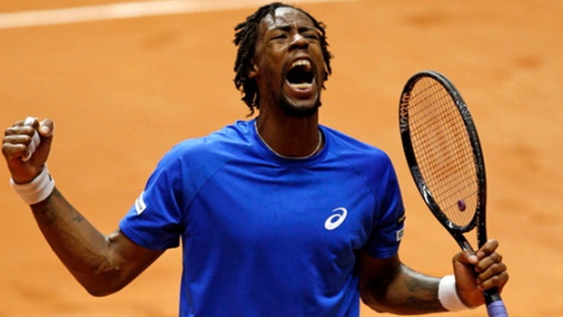 Monfils level thing for France