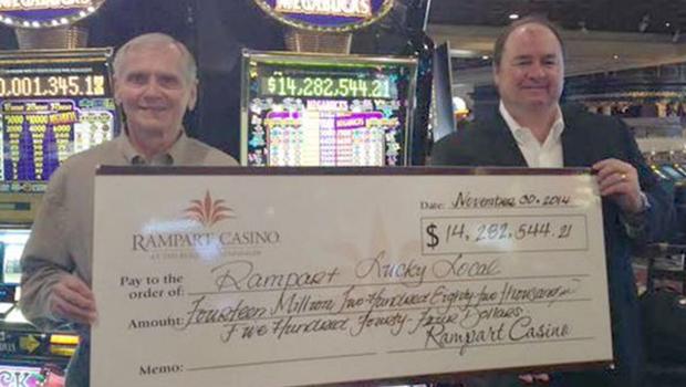 Lucky Gambler