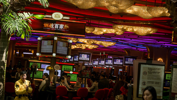 Macau became money making machine