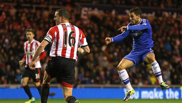 Sunderland fired back at Chelsea
