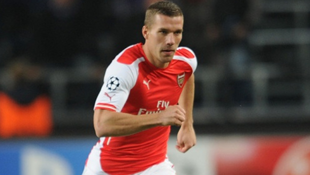 Podolski Mad, Rowley at Arsenal?
