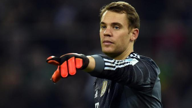 Neuer misses Spain match