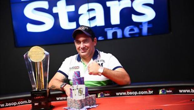 Brazilian Series of Poker Millions Won