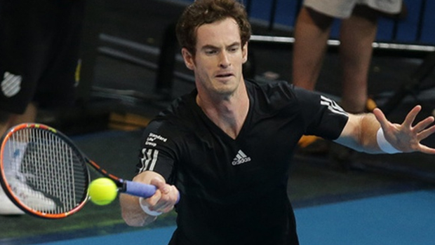 Andy Murray made some changes