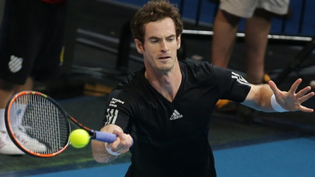 Andy Murray with new coach