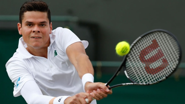 Milos Raonic Injured