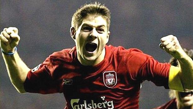 Steven Gerrard says