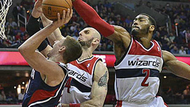 Atlanta Hawks smashes Wizards