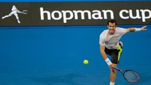 Hopman Cup seemed