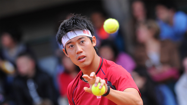 Kei Nishikori Better and better