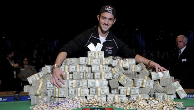Brazilian got rich playing poker