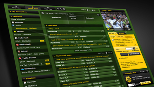 Real Time Betting For Winning More Money