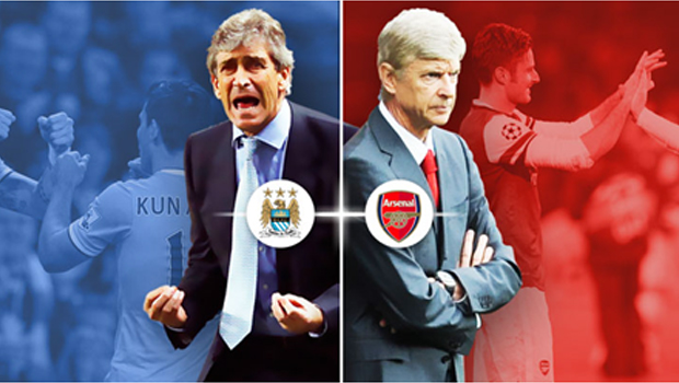 Blue Manchester vs Gunners