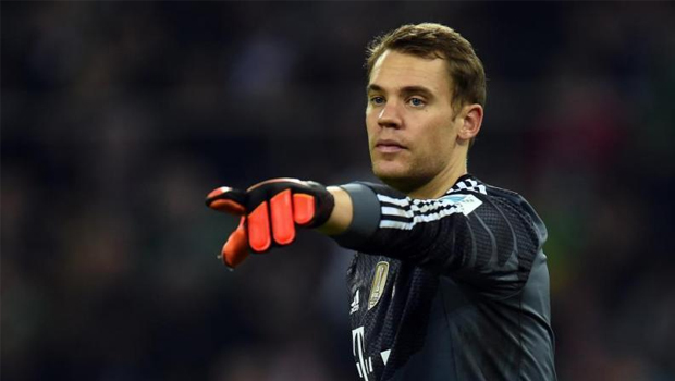 Neuer misses next match