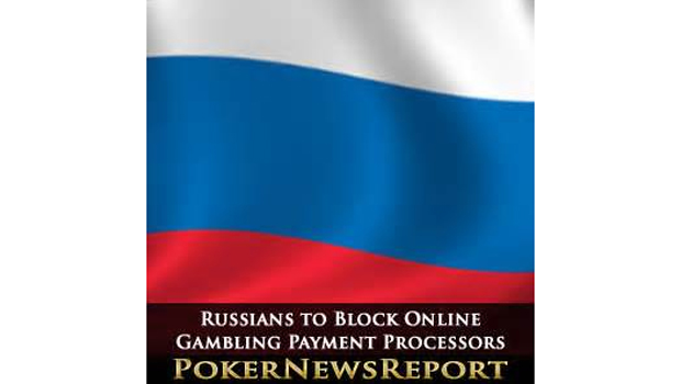 Online gambling is now illegal in Russia