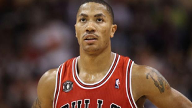 MVP Derrick Rose
