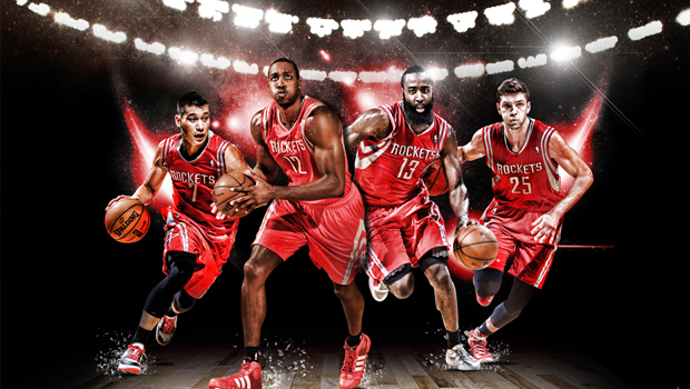 Houston Rockets with few troubles