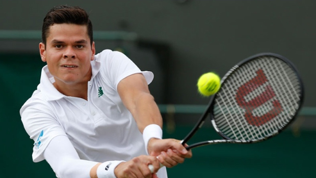 Milos Raonic unlucky with injury