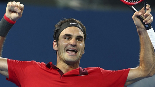 Federer showed the world once again that