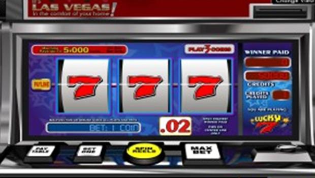 Slot machines everywhere