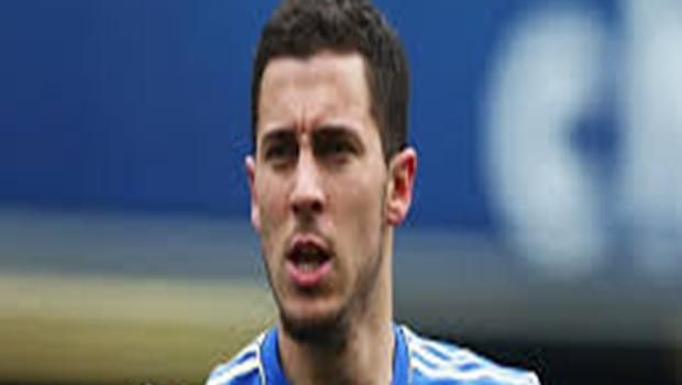 Eden Hazard wins Footballer