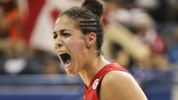 Kia Nurse is Canada's