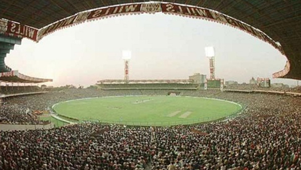 Eden Gardens scheduled