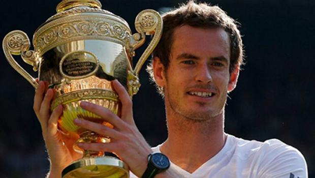 Andy Murray already doing