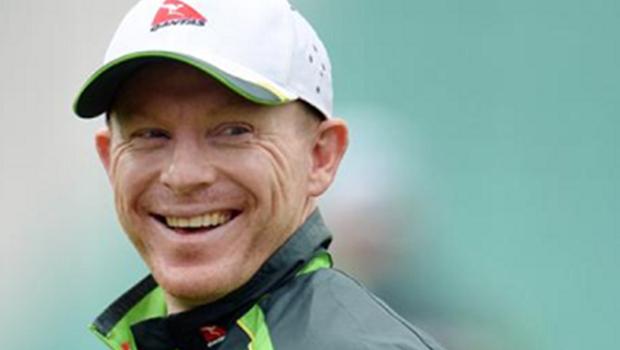 Rogers an Australian Batsman