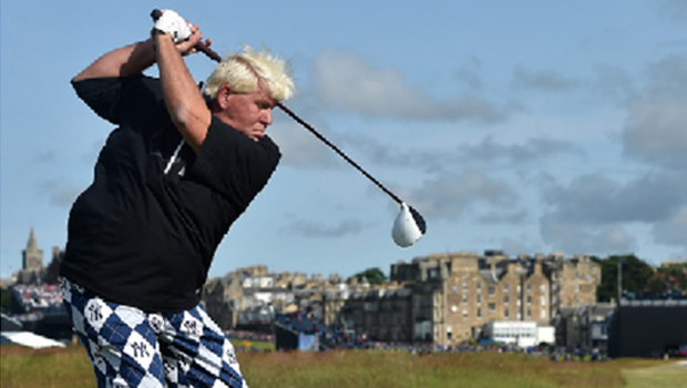 John Daly Wants