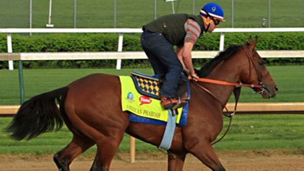 Saratoga will host American Pharaoh