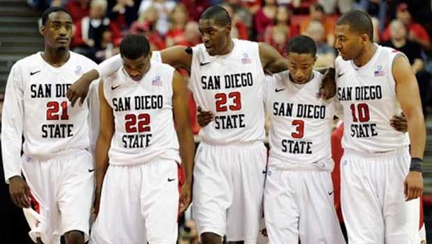 The San Diego State basketball