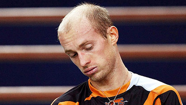 End of a glorious career for a Russian no.1
