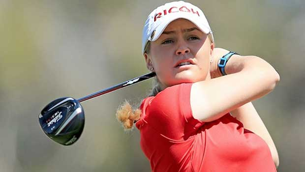Wemen golf and Charley Hull
