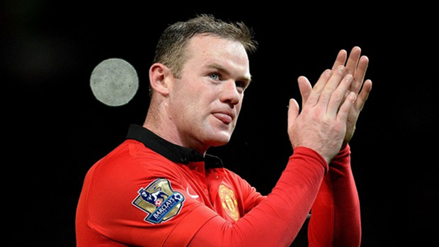 Rooney voted favorite footballer