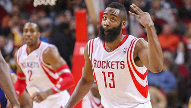 Close call by Huston Rockets
