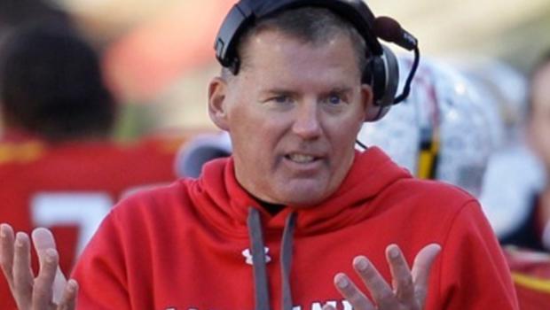 Head coach Randy