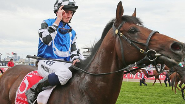 Ryan Moore best jockey of the year
