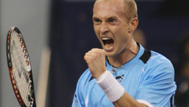 Nikolay Davydenko remembers