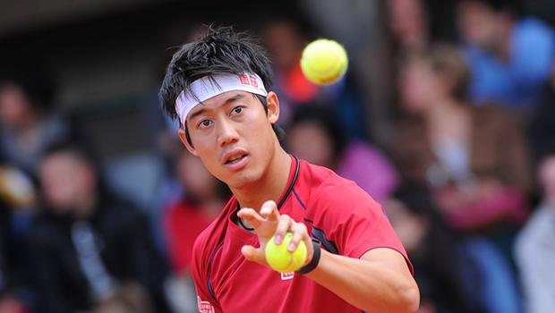 Kei Nishikori Better and better