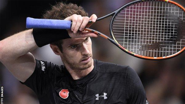 Paris Masters title