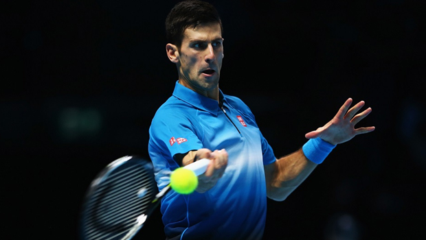Semifinal for Novak Djokovic