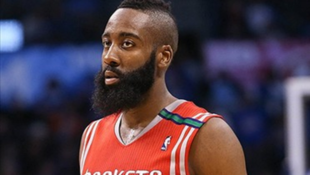 James Harden makes a difference