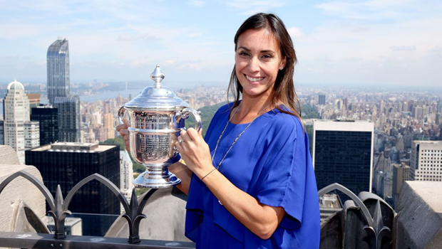 Flavia Penetta talks about tennis